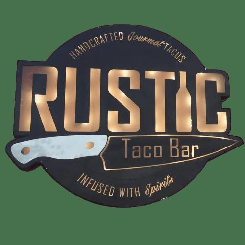 Rustic Taco